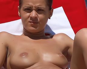 Big Tits On The Beach In This Beach Cam Video Compilation