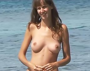 More Strand Boobies