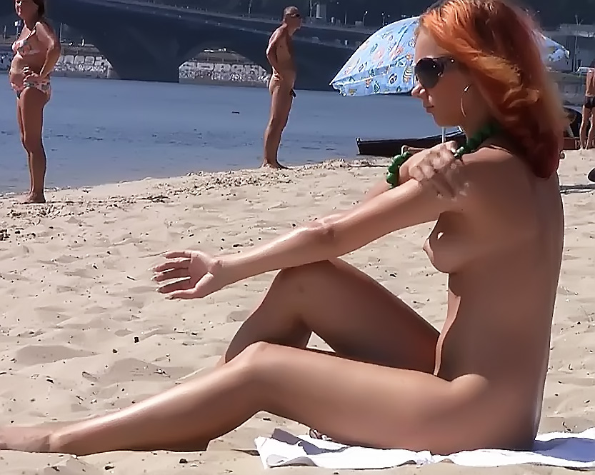 Naked Women On the Nudist Beaches, I hope you like !