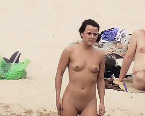 Amateur Nude Plage Les