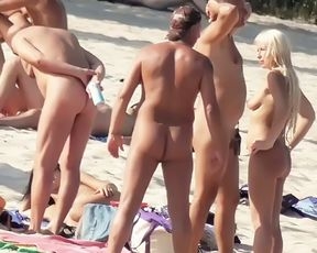 hires strand beauty naturist