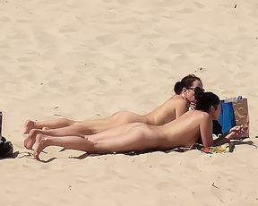 Everyone wants to be this gorgeous naturist's friend