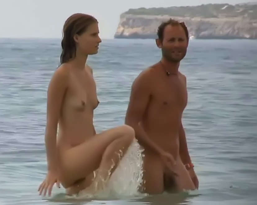 All Kinds of Fun on the Nude Strand