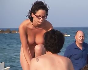 3 nudistas spycam video one
