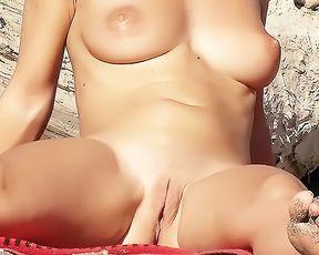 Follando en Zona Nudista