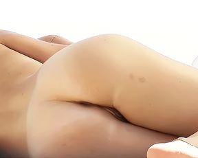 Fat Naturist Spread Legs BVR