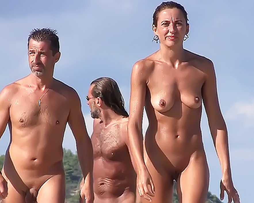 Spread family nudists eagle girls