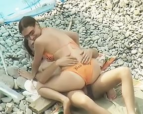Sex on the Beach. Voyeur Video