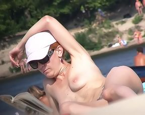 Russian nudist beach 5 2