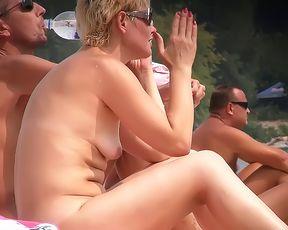 In Strenc naturist strand, Mallorca 2
