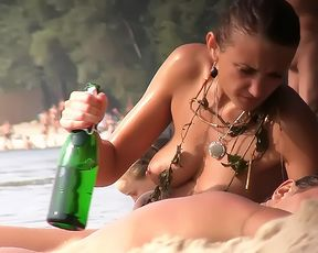 Nude Beach Voyeur HD Video Teaser 2