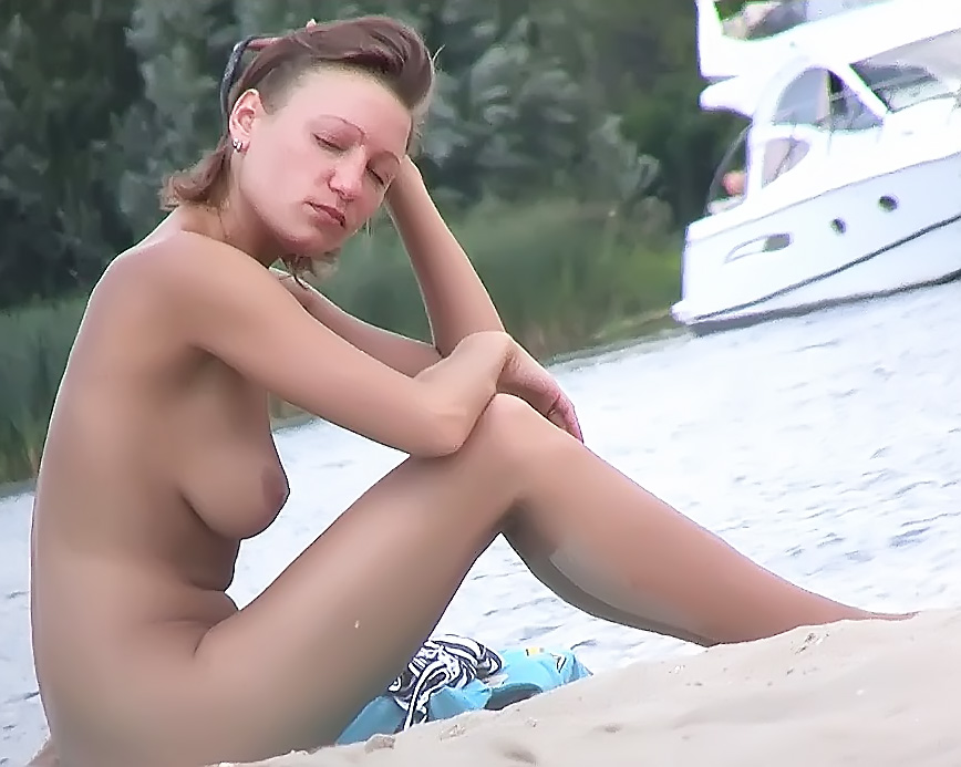 Check out gorgeous wet naturists having some fun 3