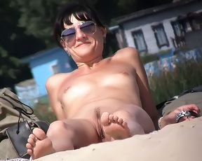 All Kinds of Fun on the Nude Strand 2