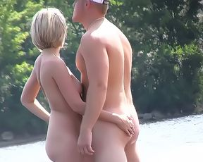 just a day at a local naturist strand 5