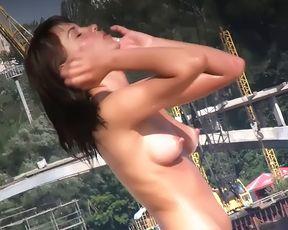 Russian nudist beach 5 5