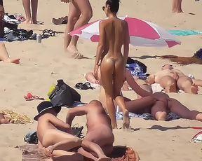 nudist lawnchair wife 4