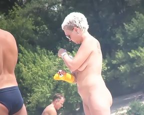 Beautiful on Naturist Plage 09 5