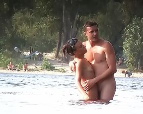Beautiful on Naturist Strand 05 7