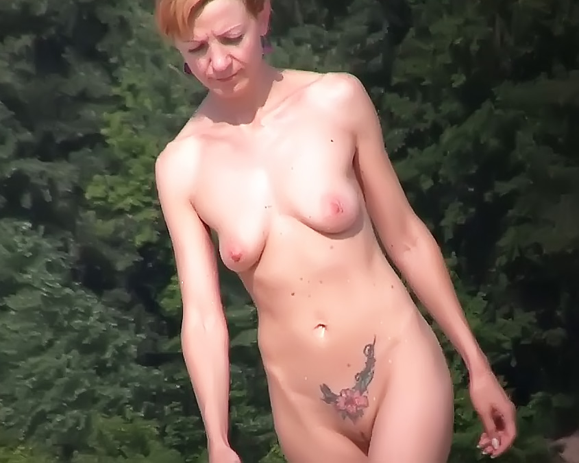 just a day at a local nudist beach 3