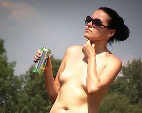 voyeur cam  nude plage 6