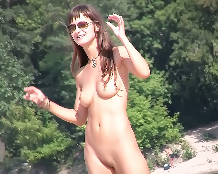 A few of our trip to a nude strand... 3