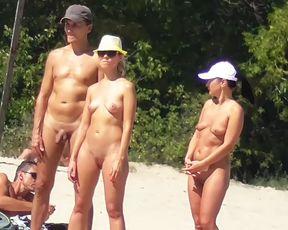 Russian nudist girl vacation 2 3