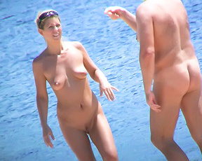 These were taken on some of the nude beach